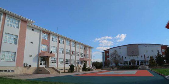 Highschool In Turkey